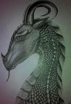Portrait de Dragon